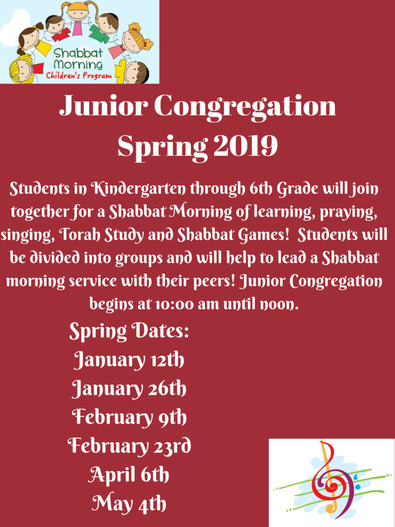 This image has an empty alt attribute; its file name is Junior-Congregation-2019-Spring-768x1024.jpg