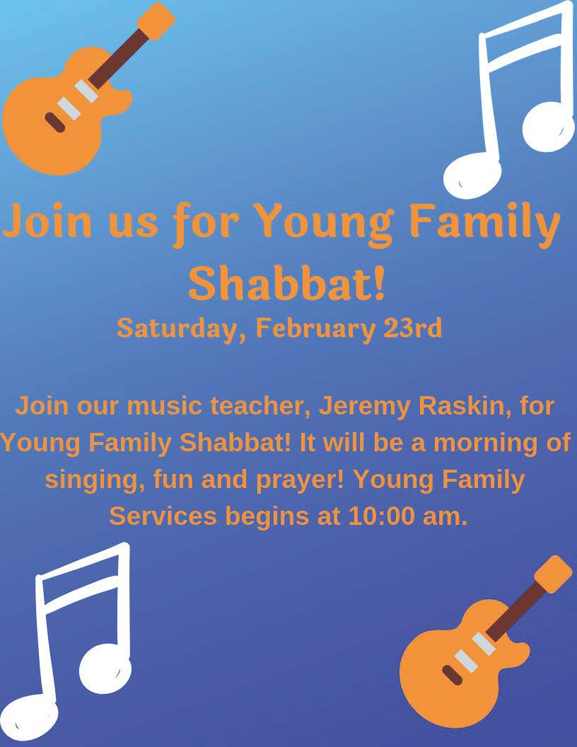 Young Family Shabbat