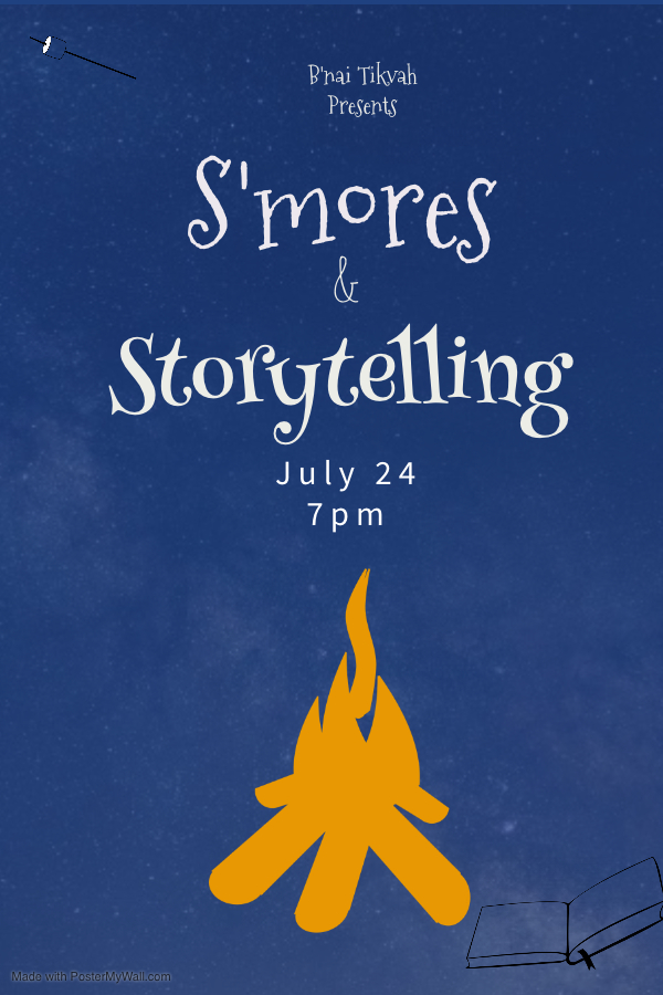 S'mores and Storytelling